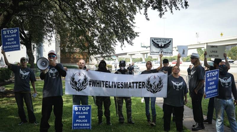 #White Lives Matter